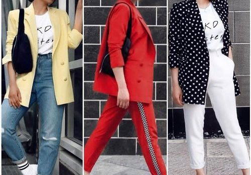 Women's Casual Blazers with hijab