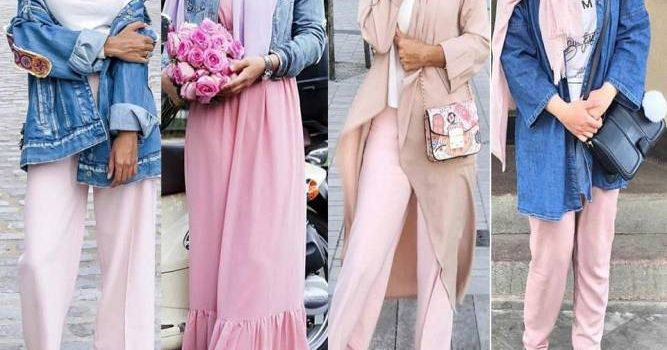 12fbebeb8a81 Spring hijab fashion 2018 – Just Trendy Girls
