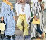 Eid hijab collection looks