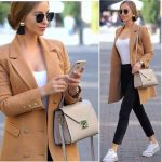 Neutral and classy outfits for women