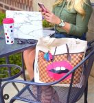 Summer colorful girly bags