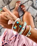 Hippie boho arm candy jewelry