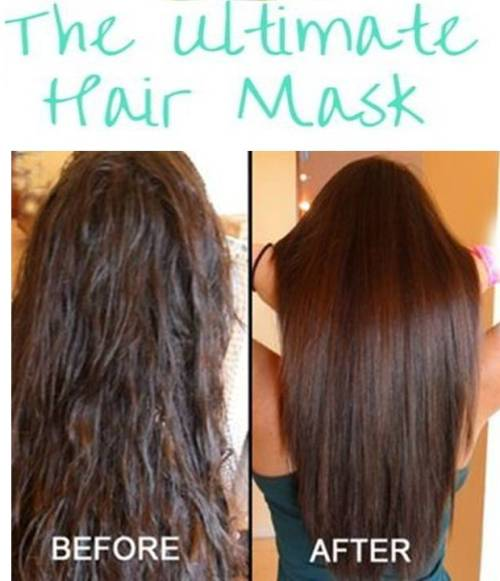 Diy Hair Masks Treatments Just Trendy Girls