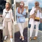Eid hijab styling ideas