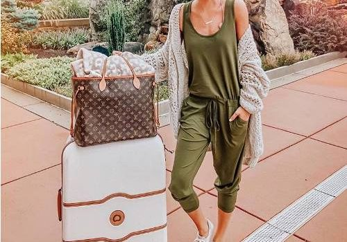 Travel styling ideas
