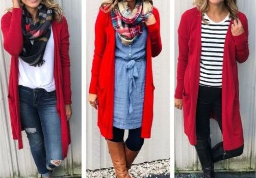How to wear layers in fall in stylish ways