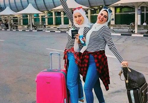 What to wear as a hijabi traveler