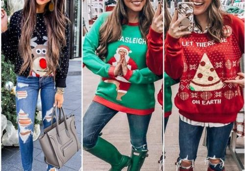 Christmas outfits combinations