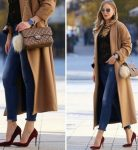 Timeless camel jackets styling ideas