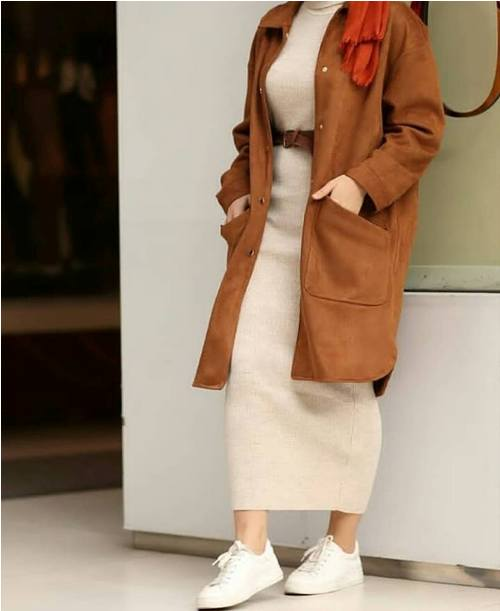 Snugly And Comfy Hijab Styles Just Trendy Girls