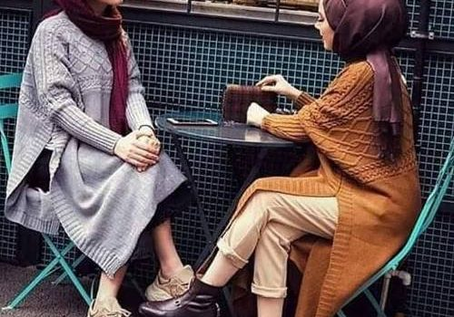 Hijab December favorite outfits