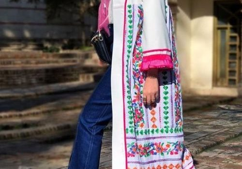 Fun and Colorful hijab outfits