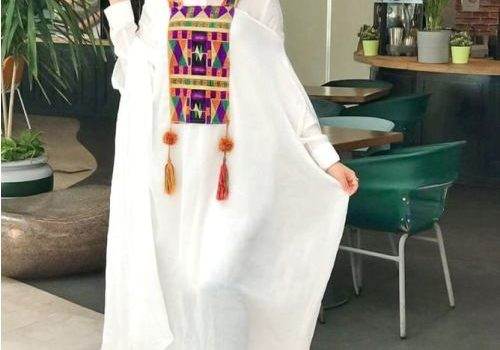 Summer kaftan dresses and open Abayas
