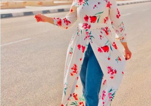 Breezy hijabi casual outfits