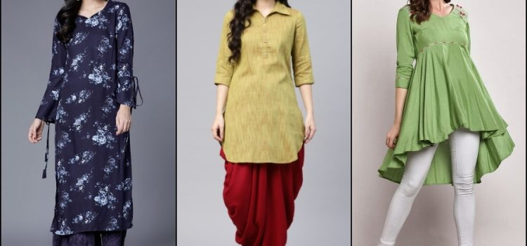 Kurti Trends That You Must Know In 2019