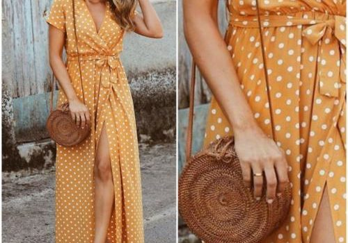 Bohemian and ethnic summery looks