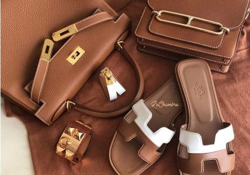 Hermes handbags and boots