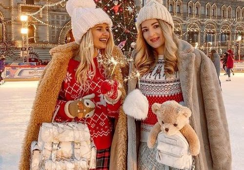 Cute Christmas casual outfits