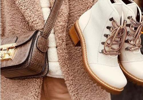 Lace up ankle booties fashion trends