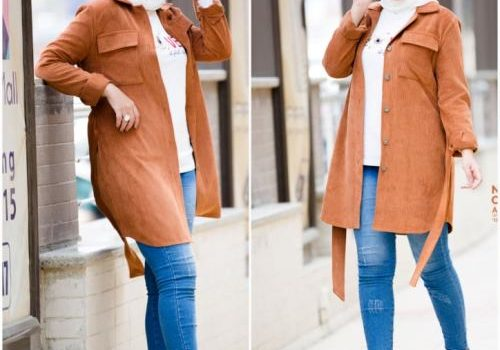 Winter stylish picks for hijabi women