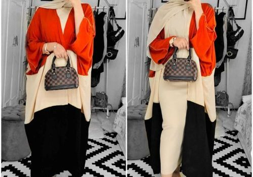 Chic and classy Abaya cardigans