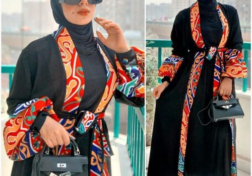 Kurti trends and abaya styles