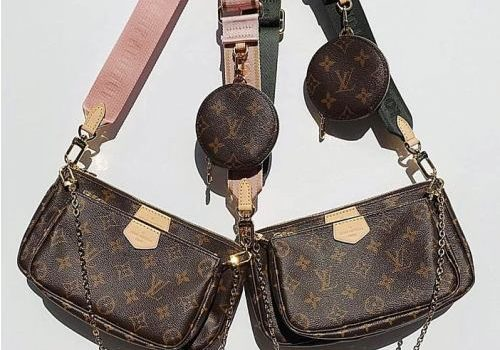 Louis vuitton waist bags and cross bodybags