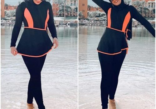 Burkini swimwear fashion trends for 2020