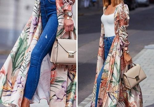 Cheerful vibrant summer dresses for women