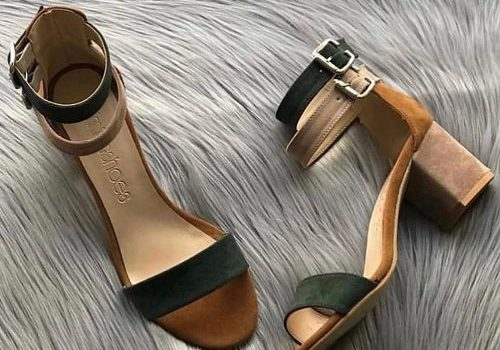 Pump heels in elegant designs