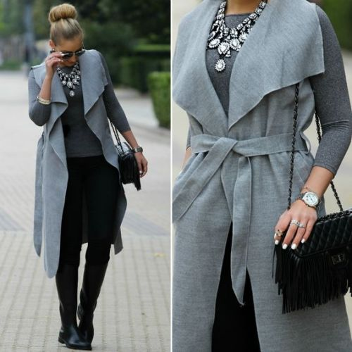 luxury grey vest outfit for 96 grey vest top outfit