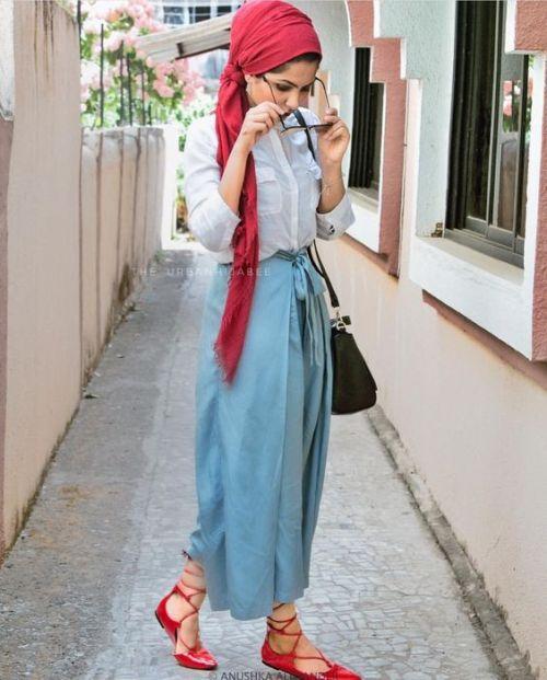Turban Hijab Style Ideas Just Trendy Girls